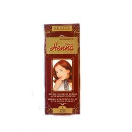 Balsam Colorant cu Extract de Henna Henna Sonia, Nr.8 Rosu Rubiniu, 75 ml