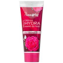 Crema pentru Maini si Picioare cu Acid Hialuronic Hydra Fine Perfumery, 75ml