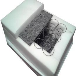 Set Saltea TERRA Standard Spring Comfort plus 2 perne microfibra 50x70 plus Husa hipoalergenica, 180x200x26