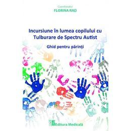 Incursiune in lumea copilului cu tulburare de spectru autist - florina rad