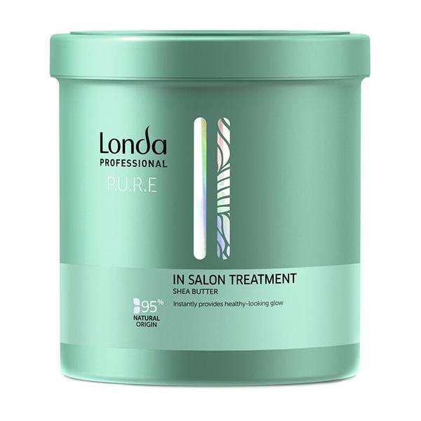 Tratament Natural cu Unt de Shea - Londa Professional PURE Shea Butter Treatment, 750ml imagine