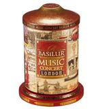 Ceai Music Concert London Basilur Tea, 100g