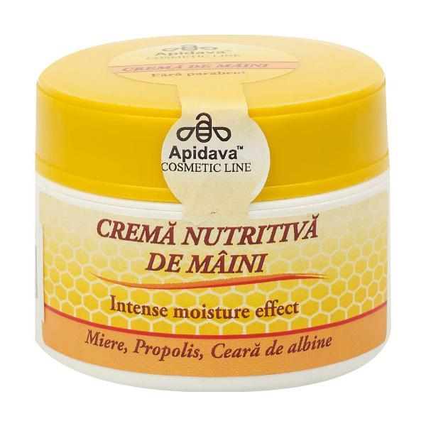 Crema Nutritiva de Maini Apidava, 50ml imagine produs
