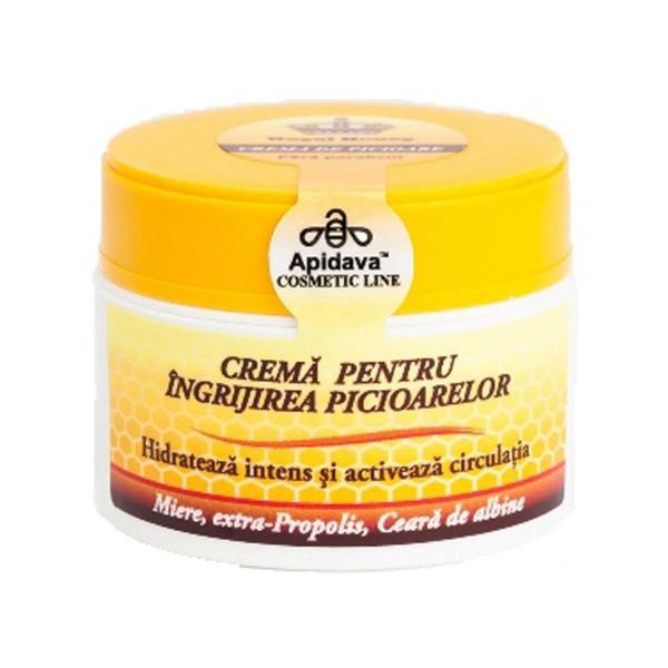 Crema pentru Ingrijirea Picioarelor Apidava, 50ml imagine produs