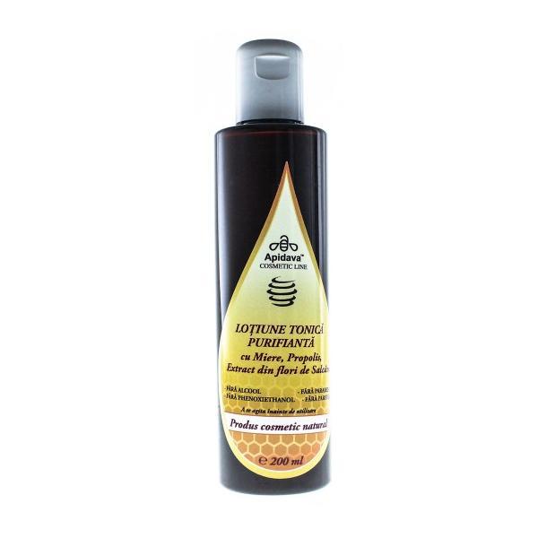 Lotiune Tonica Purifianta Apidava, 200ml imagine produs