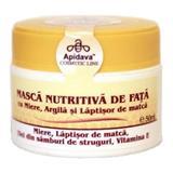 Masca Nutritiva de Fata Apidava, 50ml