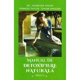 Manual de detoxifiere naturala Vol.1 - Jaqueline Krohn, Frances Taylor, editura Ganesha