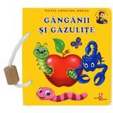 Ganganii si gazulite - Silvia Ursache-Brega, editura Silvius Libris