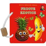 Fructe exotice - Silvia Ursache-Brega, editura Silvius Libris