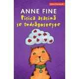 Pisica asasina se indragosteste - Anne Fine, editura Paralela 45