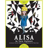 Alisa in Tara Oglinzii - Lewis Carroll, Tony Ross, editura Grupul Editorial Art