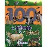 100 de animale de la ferma, editura Girasol
