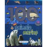 100 de animale marine, editura Girasol