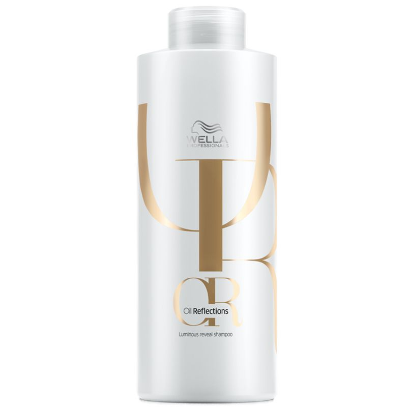 Imagine 100.0 lei - Sampon Wella Professionals Oil Reflections Shampoo 1000