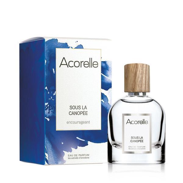 Apa de parfum pentru femei bio Sous la canopee Acorelle 50ml