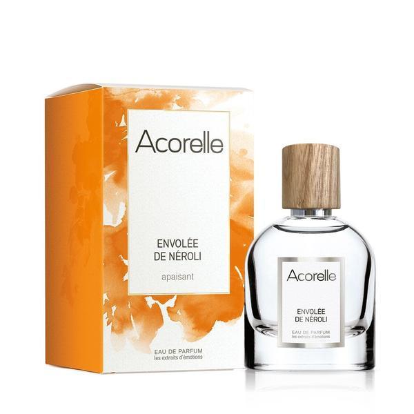 Apa de parfum bio pentru femei Envolee de neroli Acorelle 50ml