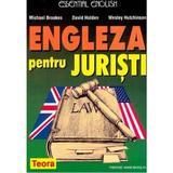 Engleza pentru juristi - Michael Brookes, David Holden, editura Teora