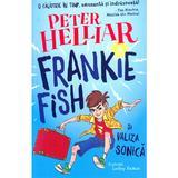 Frankie Fish si valiza sonica - Peter Helliar, Lesley Vamos, editura Prestige