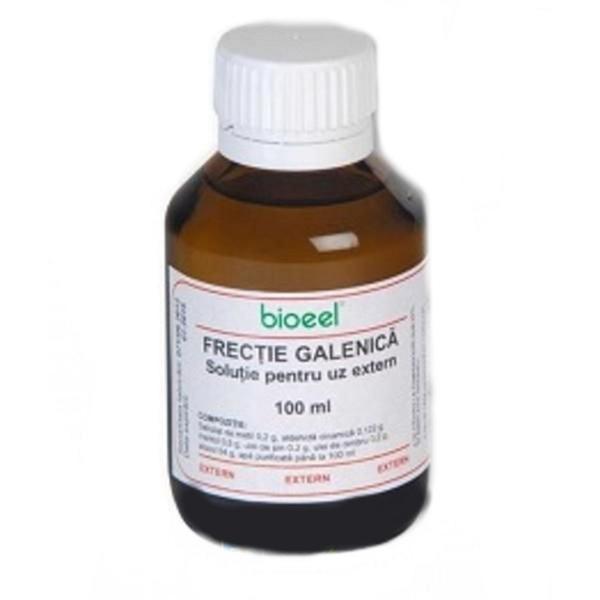 Frectie Galenica Bioeel, 100ml