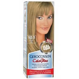 Vopsea de Par Silk&Shine Gerocossen Color Plus, nuanta 10.1 Blond Bej, 50 g de la esteto.ro