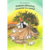 Pettson pleaca in excursie cu cortul - Sven Nordqvist, editura Pandora