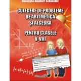 Algebra cls V-VIII. Culegere de matematica