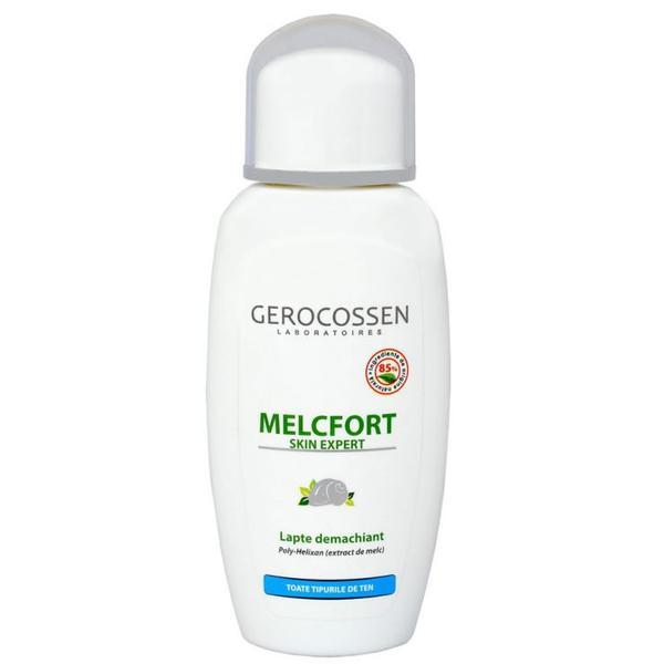 Lapte Demachiant Melcfort Skin Expert Gerocossen, 130 ml poza
