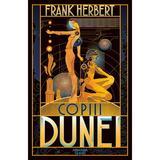 Copiii Dunei (Seria Dune  partea a III-a  ed. 2019) autor Frank Herbert, editura Armada