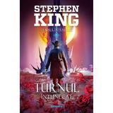 Turnul întunecat (Seria Turnul întunecat  partea a VII-a  ed. 2019) autor Stephen King editura Nemira