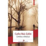 Umbra vintului - Carlos Ruiz Zafon, editura Polirom