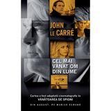 Cel mai vanat om din lume - John Le Carre, editura Rao