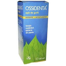 Apa de Gura Ossidenta Biofarm, 50 ml