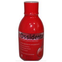 Apa de Gura Ossidenta Cirese si Menta Biofarm, 250ml