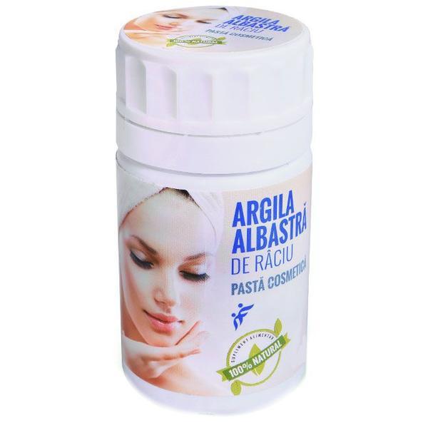Argila Albastra de Raciu Pasta Cosmetica, 500g imagine produs