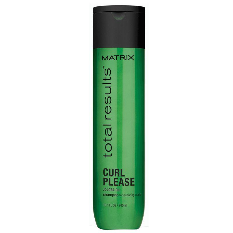 Sampon pentru Par Cret - Matrix Total Results Curl Please Shampoo 300 ml imagine