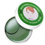 Masca hydrogel cu alge marine pentru ochi, efect anticearcane, antiinflamator si hidratare intensa, Beyoutiful, 60 bucati