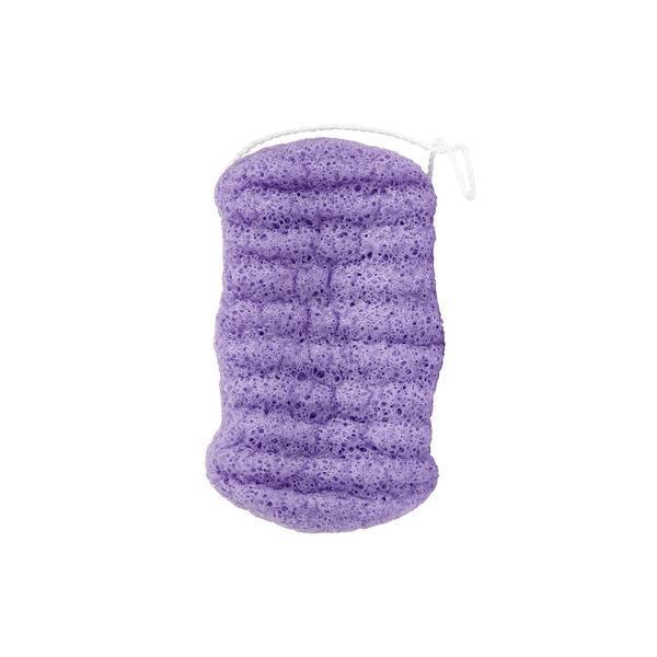 Burete de corp din fibre naturale Konjac cu Lavanda - Beyoutiful