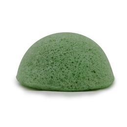 Burete natural Pure Konjac Verde pentru curatarea zilnica a tenului gras – Beyoutiful de la esteto.ro