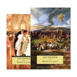 Razboi si pace. Vol. I + II - Lev Tolstoi, editura Corint