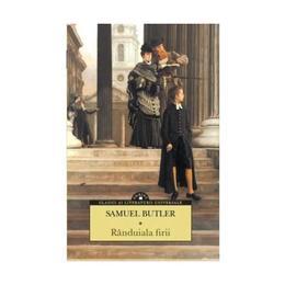 Randuiala firii - Samuel Butler, editura Corint