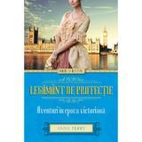 Legamant de protectie - Anne Perry, editura Litera