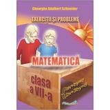 Matematica - Clasa 7 - Exercitii si probleme - Gheorghe Adalbert Schneider, editura Hyperion