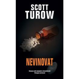 Nevinovat - Scott Turow, editura Rao
