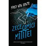 Zece comici mititei - Fred van Lente, editura Rao