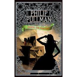 Tigrul din fantana - Philip Pullman (Seria Sally Lockhart), editura Rao
