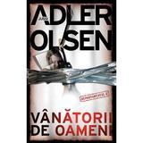 Vanatorii de oameni - Jussi Adler Olsen, editura Rao