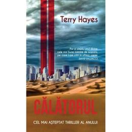 Calatorul - Terry Hayes, editura Rao