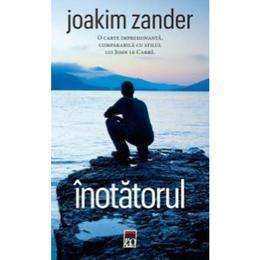 Inotatorul - Joakim Zander, editura Rao
