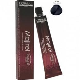 Vopsea permanenta L'Oreal Professionnel Majirel Ionene G incell nr. 2,10 brun cenusiu intens