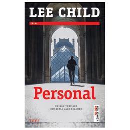 Personal - Lee Child, editura Trei